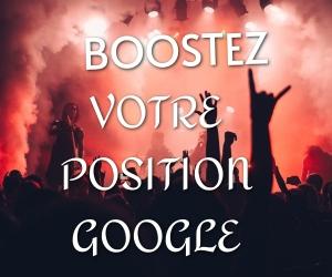 Boostez votre position Google